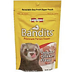 Marshall Bandits Premium Ferret Treats, Chicken, 3 oz.