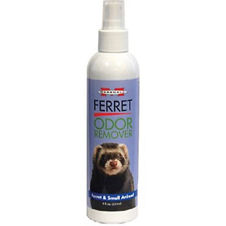 Marshall Ferret and Small Animal Odor Remover, 8 oz.