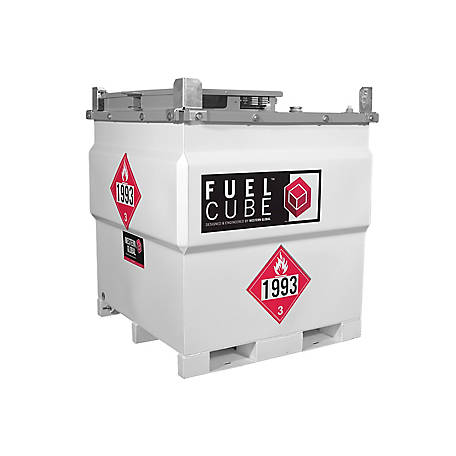 Western Global 250 gal. FuelCube Portable Fuel Tank, 250