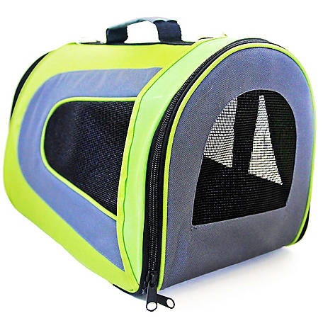 Iconic Pet FurryGo Universal Collapsible Pet Airline Carrier