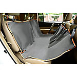 Iconic Pet FurryGo Hammock Pet Car Cover, Dark Gray, 51717