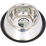 Iconic Pet Stainless Steel Non-Skid Pet Bowl for Dog or Cat, 96 oz./12 cup