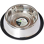 Iconic Pet Heavy Weight Non-Skid Easy Feed High Back Pet Bowl for Dog or Cat, 24 oz./3 cup