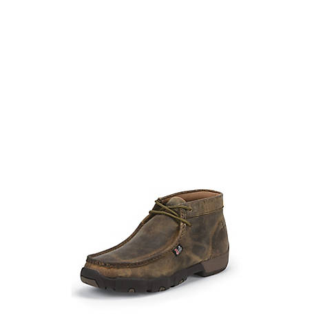Justin Men's Cappie Shoe