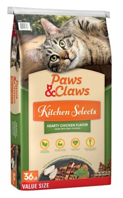 Shop Paws & Claws 36 lb. Cat Food at Tractor Supply Co.