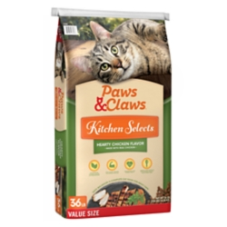Shop 36 lb. Paws & Claws Cat Food at Tractor Supply Co.