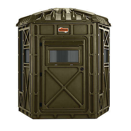 Terrain The Archer 5-Sided Bow Hunting Blind, 80221