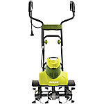Sun Joe TJ601E Electric Garden Tiller/Cultivator, 18 in., 9A
