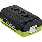 Snow Joe + Sun Joe iBAT40XRP EcoSharp Pro Lithium-Ion Battery, 40V 6.0 Ah