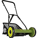 Sun Joe 16 in. MJ500M Manual Reel Mower with Grass Catcher