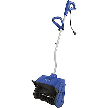 Snow Joe 323E Electric Snow Shovel, 13 in., 10A Motor