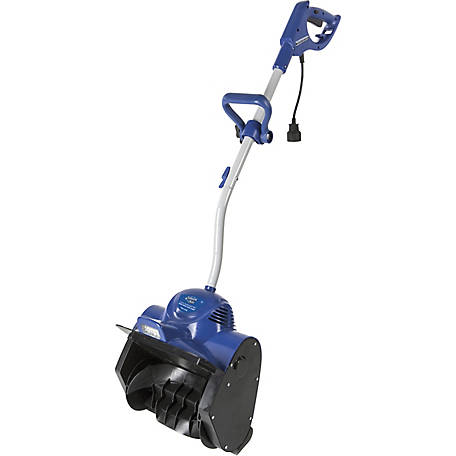 Snow Joe 324E Electric Single Stage Snow Shovel, 13 in., 10A Motor