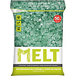 Melt 50 Lb. Resealable Bag Premium Environmentally-Friendly Blend Ice Melter with CMA