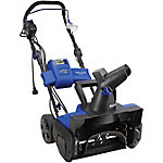 Snow Joe iON18SB-HYB Hybrid Single Stage Snow Blower, 18 in., 40V 13.5A, Brushless
