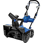 Snow Joe iON21SB-PRO Cordless Single Stage Snow Blower, 21 in., 5 Ah Battery 40 Volt, Brushless