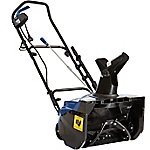Snow Joe SJ622E Electric Single Stage Snow Blower, 18 in., 15A Motor