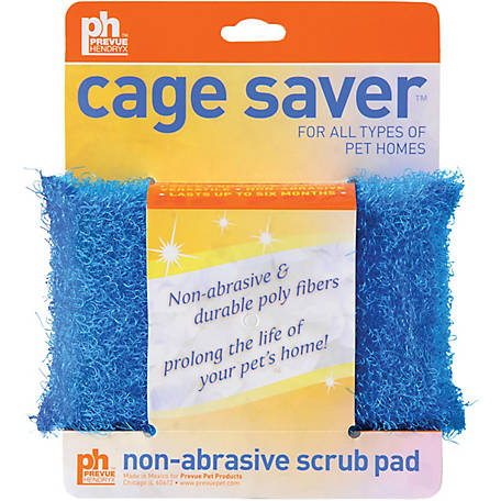 Prevue Pet Products Cage Saver Scrub Pad 109