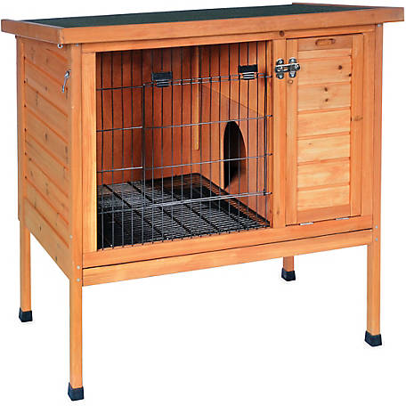 Prevue Pet Products Small Rabbit Hutch 460