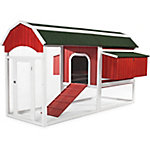 Prevue Pet Products Red Barn Large Chicken Coop 467