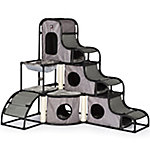 Prevue Pet Products Catville Tower Gray 7240