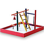 Prevue Pet Products Parakeet Park Playground 22520
