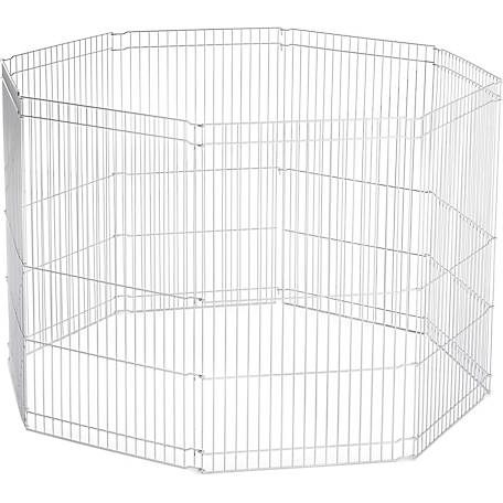 Prevue Pet Ferret & Rabbit Playpen 40094