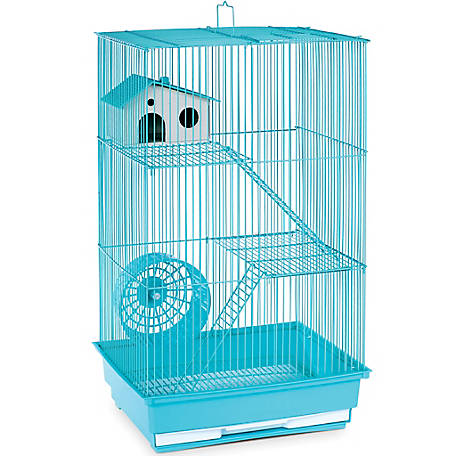 Prevue Pet Products Three-Story Hamster and Gerbil Cage SP2030