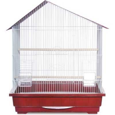 Prevue Pet Products Offset Roof Cockatiel Cage SP25211