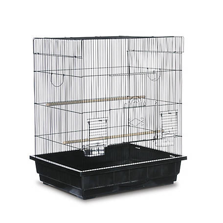 Prevue Pet Products Square Top Parakeet Cage SP25212