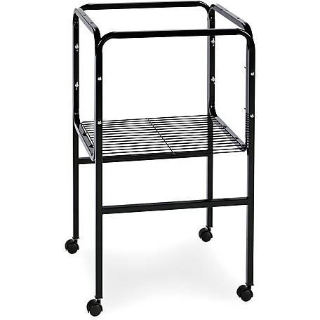 Prevue Pet Products Bird Cage Stand with Shelf SP445W