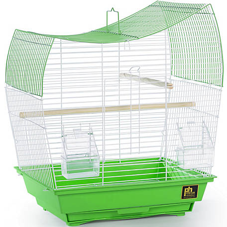 Prevue Pet Products South Beach Wave Top Bird Cage SP50110