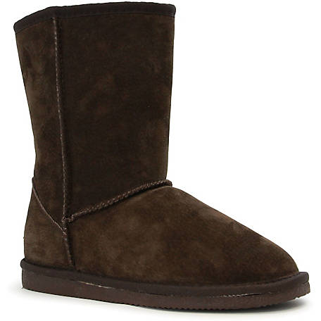 Lamo Women's Classic 9 in. Suede Boot