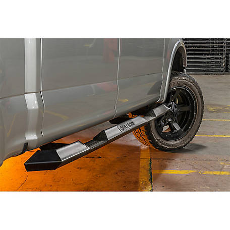 Battle Armor Crew Side Steps, 15-17 Ford F-150