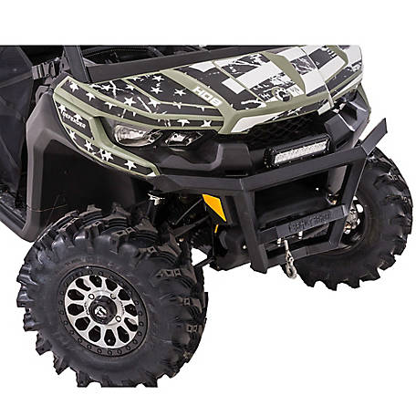 Battle Armor 16+ Can Am Defender 500/800/1000 Front Bumper