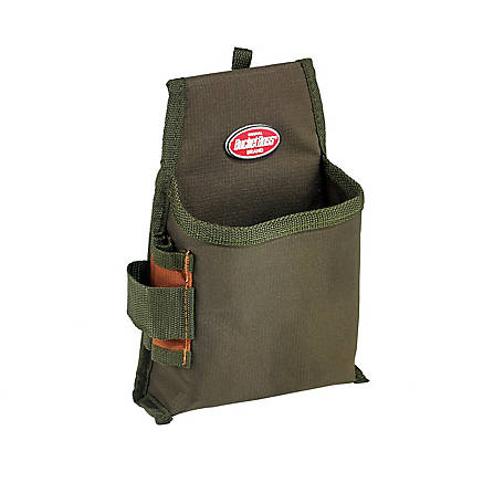 Bucket Boss Fastener Pouch with Flap Fit