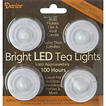 Darice Battery-Operated Tea Lights
