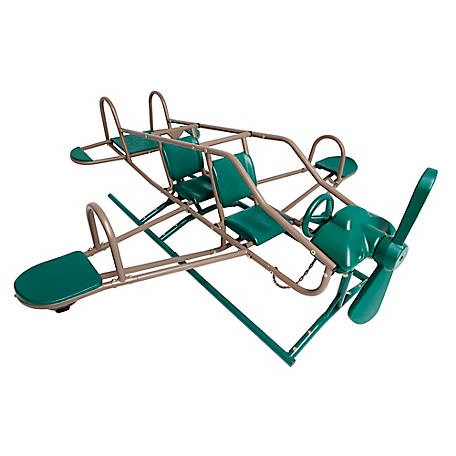 Lifetime Ace Flyer Teeter-Totter, Earthtone, 90135