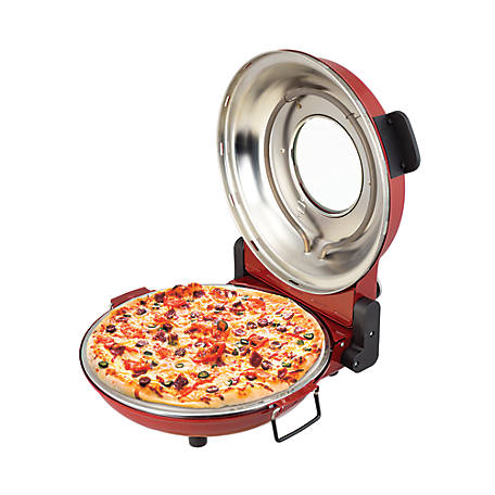 Kalorik Red High Heat Stone Pizza Oven, PZM 43618 R