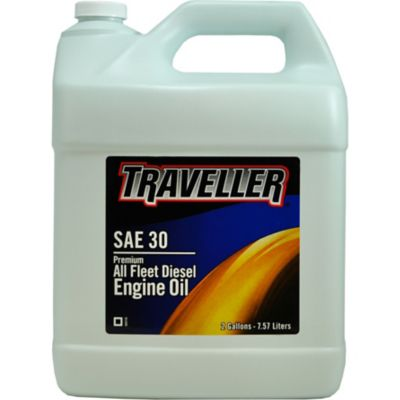 Buy Traveller HD SAE 30 Motor Oil; 2 gal.; 3 Per Case Online