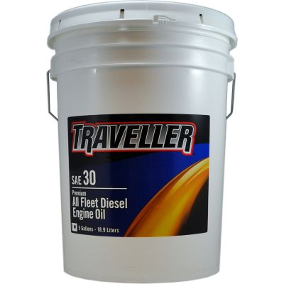 Buy Traveller HD SAE 30 Motor Oil; 5 gal. Online