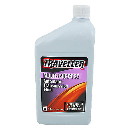 Automatic Transmission Fluid >> Traveller Multi Purpose Automatic Transmission Fluid 6 1 Quart At Tractor Supply Co
