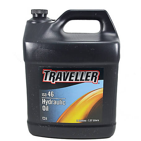 Traveller Iso 46 Hydraulic Oil 3/2 Gallon