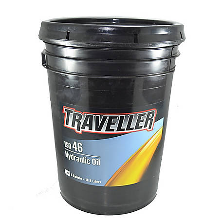 Traveller Iso 46 Hydraulic Oil 5 Gallon