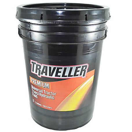 Traveller Premium Tractor Hydraulic Fluid 5 Gallon at Tractor Supply Co