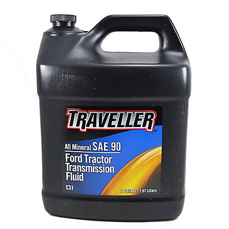 Traveller Ford Tractor Hydraulic Oil 3/2 Gallon