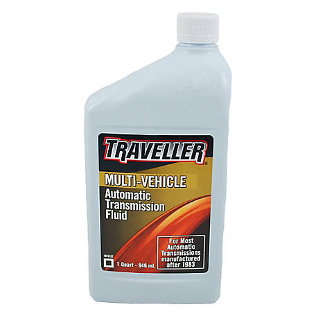 Traveller Multi-Vehicle Automatic Transmission Fluid 6/1 Quart