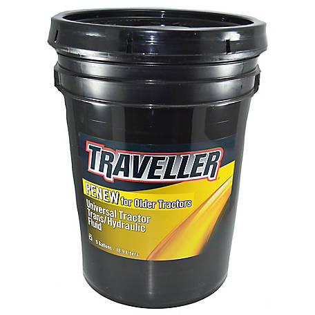 Traveller Renew Tractor Hydraulic Fluid 5 Gallon