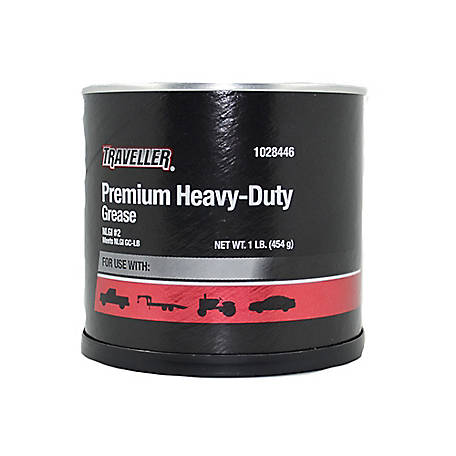 Traveller Premium Heavy Duty Grease 12/1 Pound