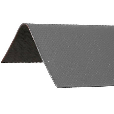 Ondura Asphalt Roof Ridge Cap, Gray