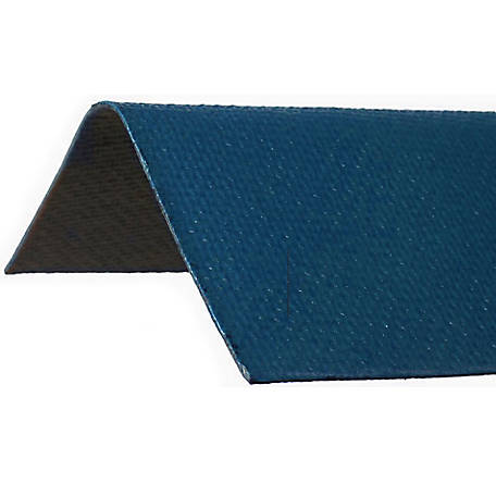 Ondura Asphalt Roof Ridge Cap, Blue
